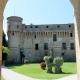 Umbertide, un centro economico e storico attraversato dal Torrente Reggia