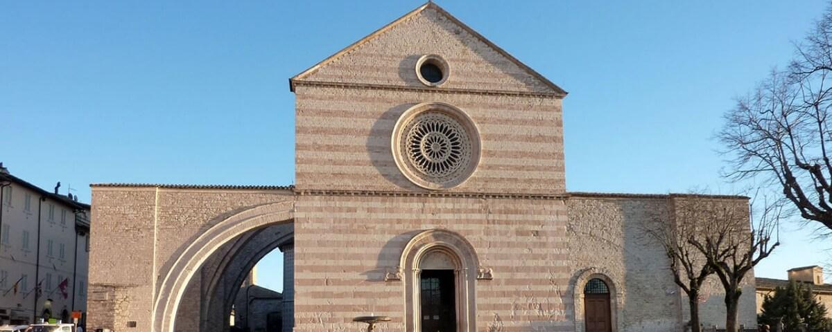 Assisi, dove la religione regna sovrana tra chiese dai magnifici colori