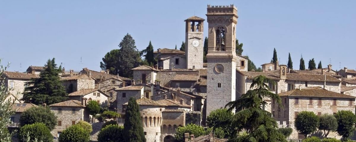 Corciano, un borgo dalle antiche origini