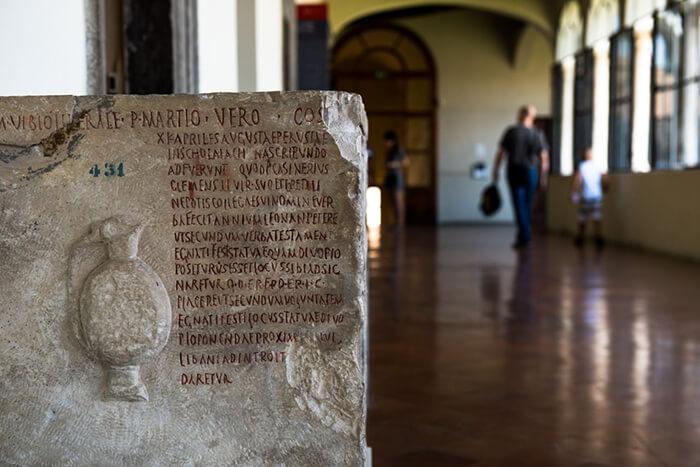 Museo archeologico nazionale dell'Umbria - MANU con sede a Perugia