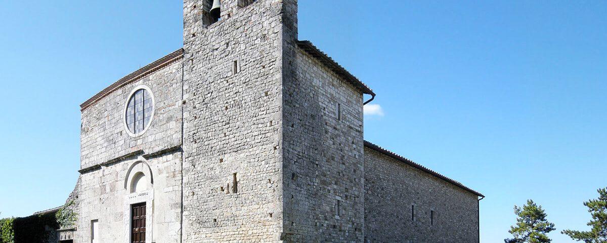 San Gemini, la città termale con famosa per la sua acqua minerale