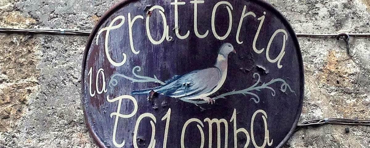 Trattoria la Palomba