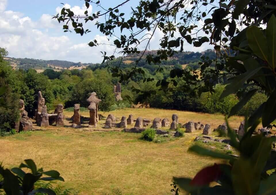 """Otricoli e la sua """"ricostruzione"""": dall'epoca romana al tardo Medioevo"""
