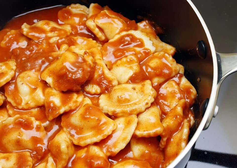 Agnolotti umbri, un piatto classico della cucina popolare