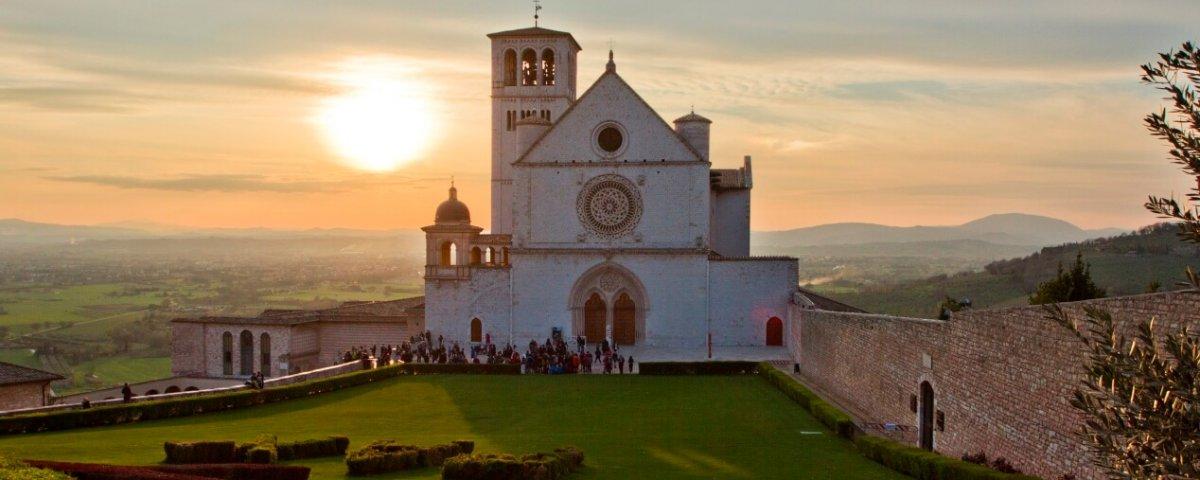 Il mio viaggio itinerante in Umbria