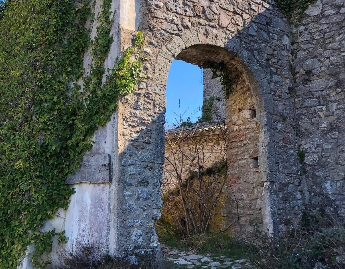 Lo Scoppio: un bellissimo paese abbandonato. 3