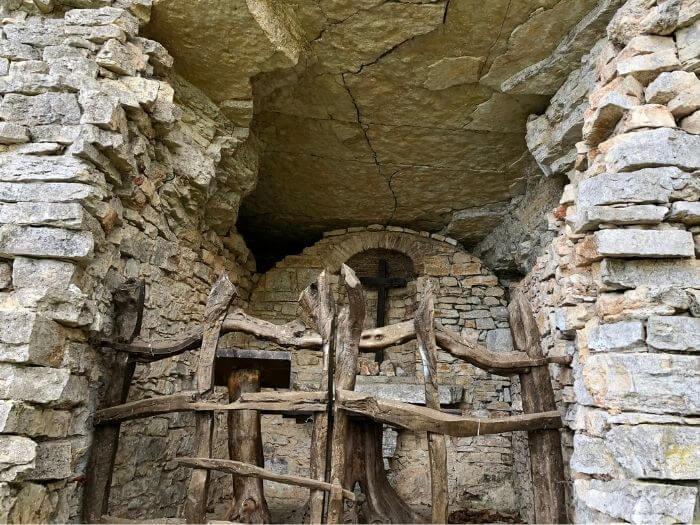 Speco di San Francesco a Narni. Il santo e il viaggio in Umbria 3