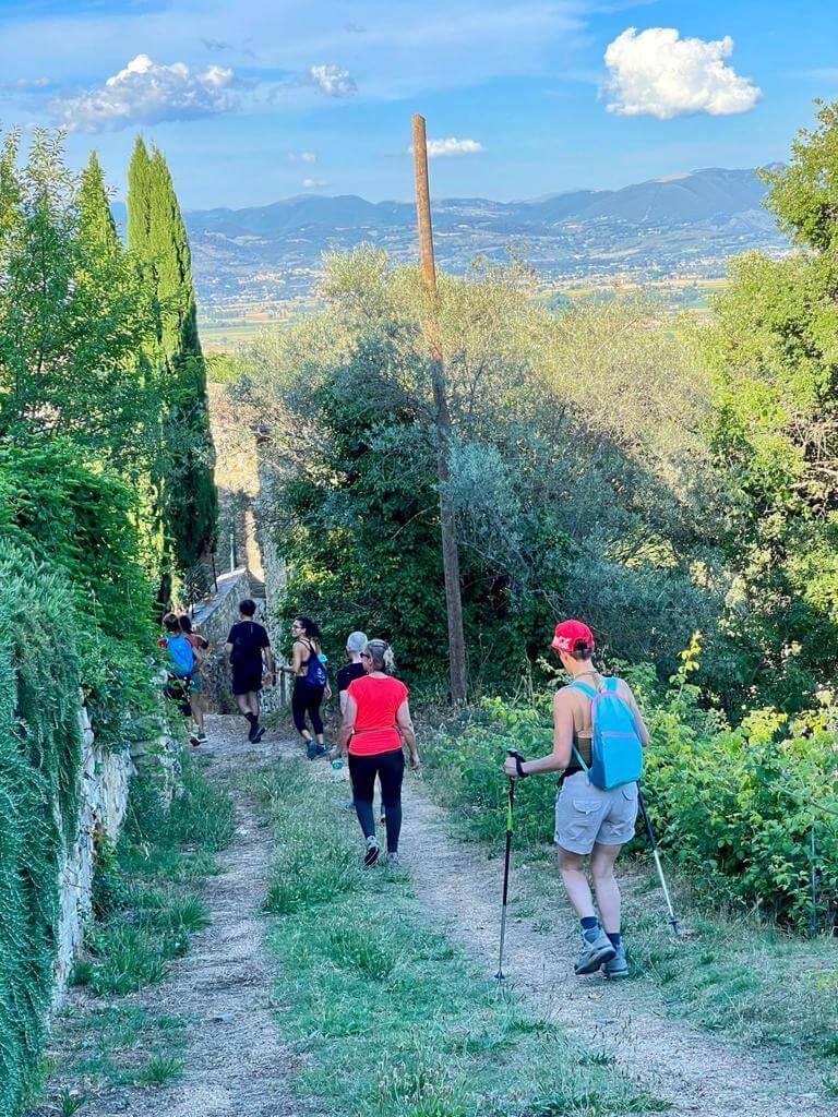 L'Umbria delle due valli - crocevia di esperienze 2